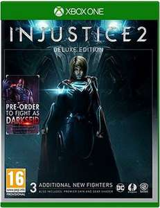 Injustice 2 #Deluxe Edition