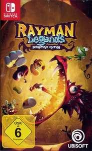 Rayman: Legends #Definitive Edition
