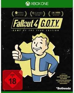 Fallout 4 #Game of the Year Edition