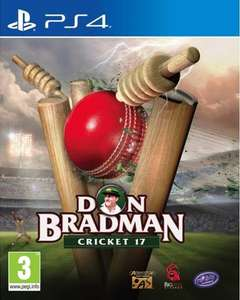 Don Bradman: Cricket 17