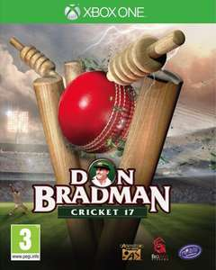 Don Bradman: Cricket 17