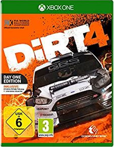 DiRT 4 #Day One Edition