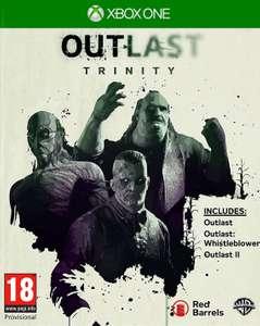 Outlast: Trinity