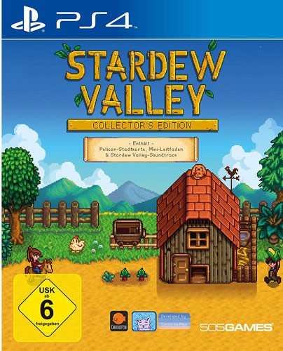 Stardew Valley #Collector's Edition