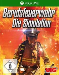 Berufsfeuerwehr: Die Simulation