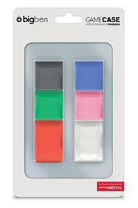 Game Case Set 6er #farblich sortiert [BigBen]