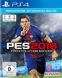 Pro Evolution Soccer 2018 / PES 18 #Premium Edition