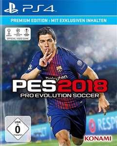 Pro Evolution Soccer 2018 / PES 18 #Premium Edition