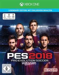 Pro Evolution Soccer 2018 / PES 18 #Legendary Edition