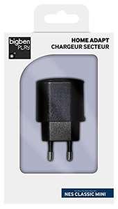USB-Netzteil / Ladegerät für NES Classic Mini Konsole 2A-USB-Netzteil [BigBen]