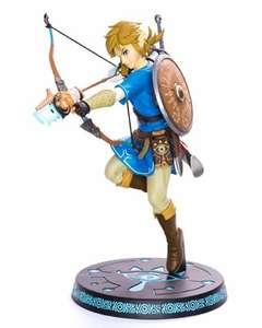 The Legend of Zelda Breath of the Wild Figur: Link 25cm