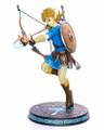 The Legend of Zelda Breath of the Wild Figur: Link 25cm
