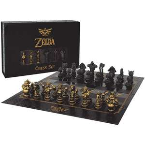 Brettspiel: The Legend of Zelda Schach