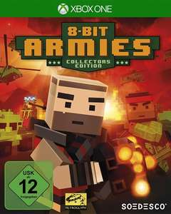 8 Bit Armies #Collector's Edition