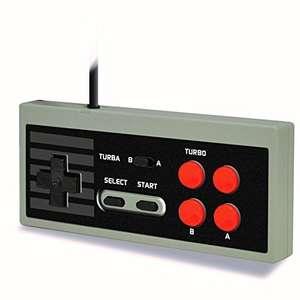 Mini Classic Controller + Cheat Buch [Steelplay]