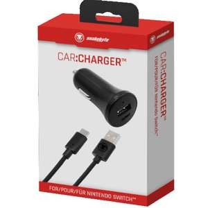 Car Charger Adapter [snakebyte]