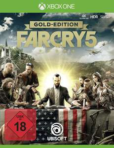Far Cry 5 #Gold Edition