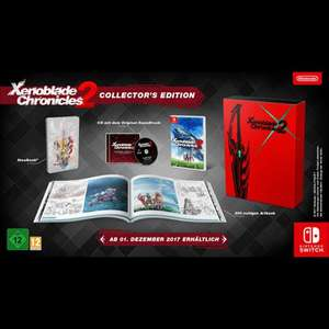 Xenoblade Chronicles 2 #Collector's Edition