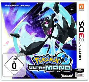 Pokémon: Ultramond / Ultra Moon