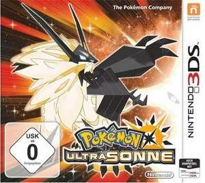 Pokémon: Ultrasonne / Ultra Sun