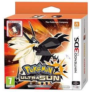 Pokémon: Ultrasonne + Steelbook #Fan-Edition