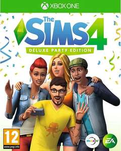 Die Sims 4 #Deluxe Party Edition
