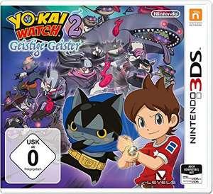 Yo-Kai Watch 2: Geistige Geister