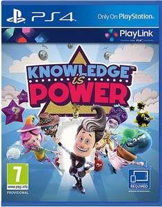 Wissen ist Macht / Knowledge is Power