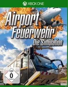 Airport Feuerwehr: Die Simulation