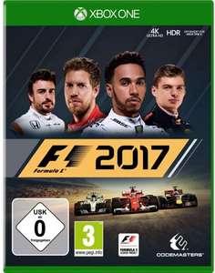 F1 / Formula One 2017