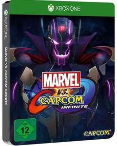 Marvel vs. Capcom: Infinite #Deluxe Steelbook Edition