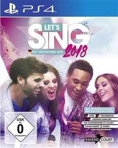 Let's Sing 2018: Mit Deutschen Hits