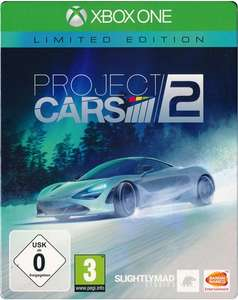 Project CARS 2 #Limited Edition