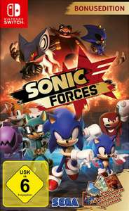 Sonic Forces #Day One Edition