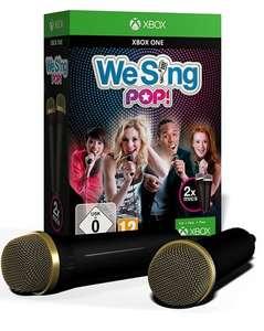 We Sing: Pop! + 2 Mikrofone