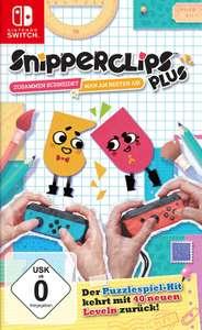 Snipperclips Plus: Zusammen schneidet man am besten ab!