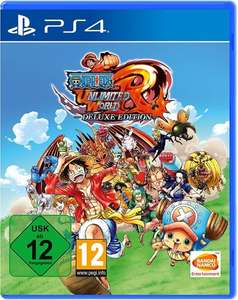One Piece: Unlimited World Red #Deluxe Edition