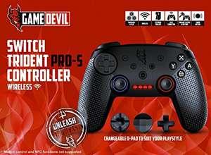 Pro-S Controller: Trident [GameDevil]