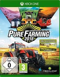 Pure Farming 2018 - Landwirtschaft weltweit #Day One Edition