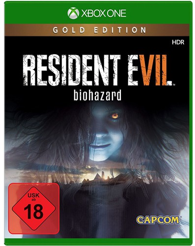 Resident Evil VII #Gold Edition
