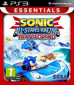 Sonic & All-Stars Racing: Transformed [Essentials]