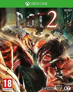 A.O.T.2 / Attack on Titan 2