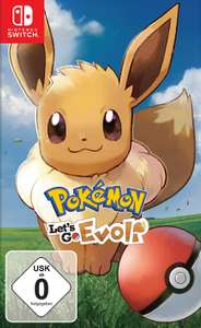Pokémon: Let's Go - Evoli!