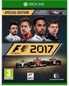 F1 2017 #Special Edition