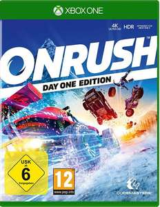 Onrush #Day One Edition