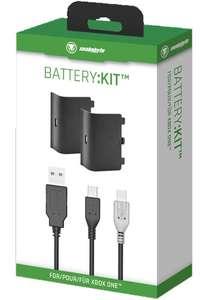 Batterie Pack #schwarz [snakebyte]