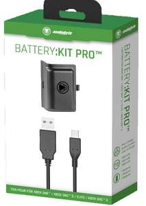 Batterie Pack Pro #schwarz [snakebyte]
