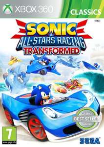 Sonic and All Stars Racing: Transformed [Classics]