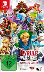 Hyrule Warriors #Definitive Edition