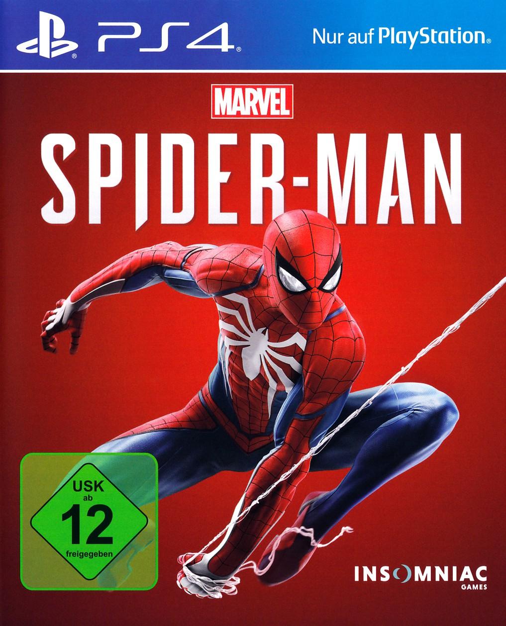 PS4 - Marvel\'s Spider-Man